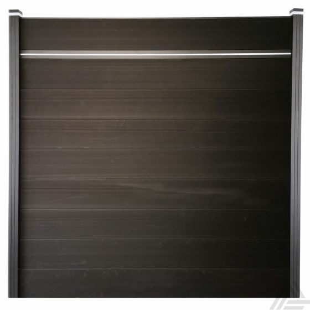 Modulaire composiet schutting modern 180x180cm