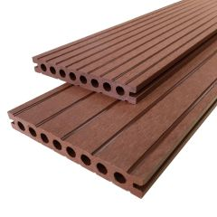 Redwood composiet vlonderterras  400 cm planken all-in