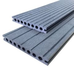 Vlonderplanken 'Stone Grey' Superieur 220x14.5x2.1cm All-in Pakket ( M2) Composiet