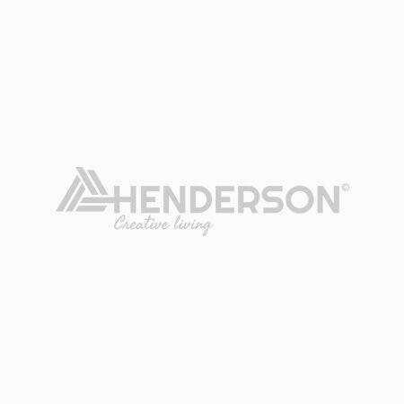 Eiken tafel rond 140 centimeter met kruispoot