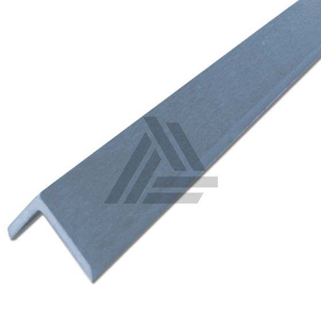 Stone grey composiet hoeklijst