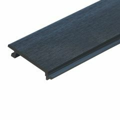 Rabatdeel Antraciet Composiet Co-Extrusion 220x15,6x2,1 cm (per m²)