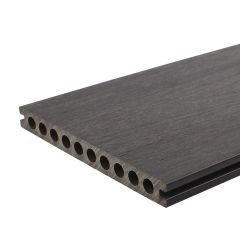Vlonderplank Fun-Deck Multigrey Dark Co-extrusion 400x21x2,3 cm All-in (per m²)