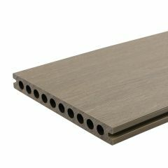 Vlonderplank Fun-Deck Multigrey Light Co-extrusion 400x21x2,3 cm All-in (per m²)