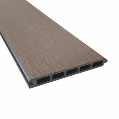 Proefstukje Guardener Schutting Espresso Brown