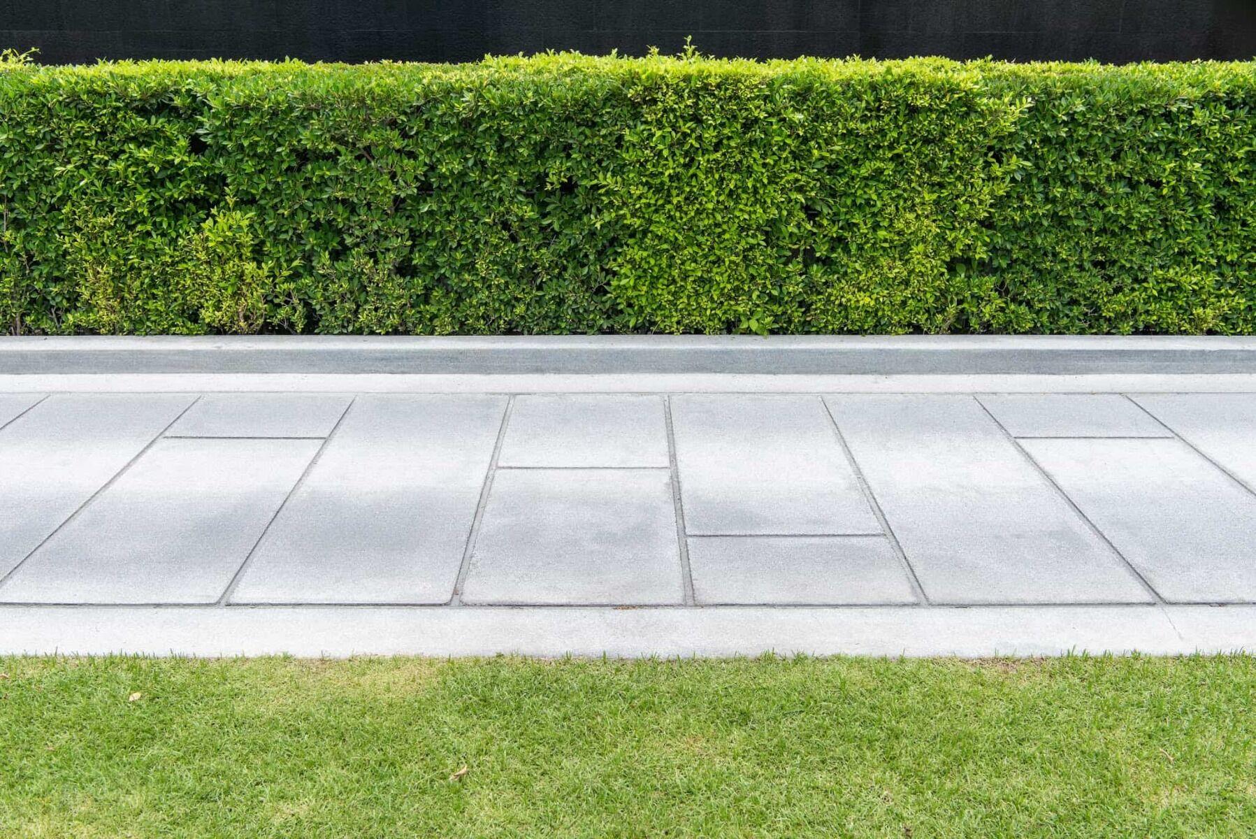 betonnen tegels