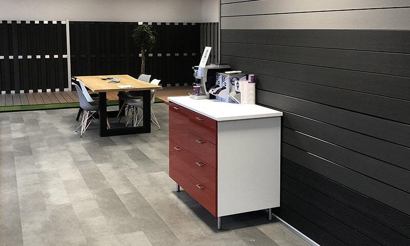 Showroom 2021 rabatdelen en koffie