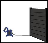 Stap 1 modulair tuinschermen